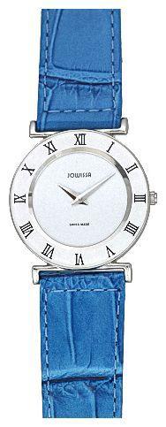 Jowissa J2.011.S - женские наручные часы из коллекции RomaJowissa<br><br><br>Бренд: Jowissa<br>Модель: Jowissa J2.011.S<br>Артикул: J2.011.S<br>Вариант артикула: None<br>Коллекция: Roma<br>Подколлекция: None<br>Страна: Швейцария<br>Пол: женские<br>Тип механизма: кварцевые<br>Механизм: Ronda 762<br>Количество камней: None<br>Автоподзавод: None<br>Источник энергии: от батарейки<br>Срок службы элемента питания: None<br>Дисплей: стрелки<br>Цифры: римские<br>Водозащита: WR 30<br>Противоударные: None<br>Материал корпуса: нерж. сталь<br>Материал браслета: кожа<br>Материал безеля: None<br>Стекло: минеральное<br>Антибликовое покрытие: None<br>Цвет корпуса: None<br>Цвет браслета: None<br>Цвет циферблата: None<br>Цвет безеля: None<br>Размеры: 25x25x5.5 мм<br>Диаметр: None<br>Диаметр корпуса: None<br>Толщина: None<br>Ширина ремешка: None<br>Вес: None<br>Спорт-функции: None<br>Подсветка: None<br>Вставка: None<br>Отображение даты: None<br>Хронограф: None<br>Таймер: None<br>Термометр: None<br>Хронометр: None<br>GPS: None<br>Радиосинхронизация: None<br>Барометр: None<br>Скелетон: None<br>Дополнительная информация: None<br>Дополнительные функции: None