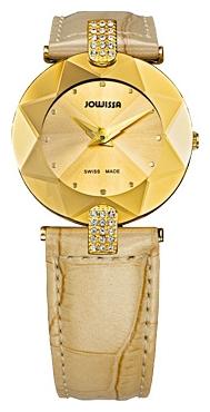 Jowissa J5.187.M - женские наручные часы из коллекции FacetedJowissa<br><br><br>Бренд: Jowissa<br>Модель: Jowissa J5.187.M<br>Артикул: J5.187.M<br>Вариант артикула: None<br>Коллекция: Faceted<br>Подколлекция: None<br>Страна: Швейцария<br>Пол: женские<br>Тип механизма: кварцевые<br>Механизм: Ronda 762<br>Количество камней: None<br>Автоподзавод: None<br>Источник энергии: от батарейки<br>Срок службы элемента питания: None<br>Дисплей: стрелки<br>Цифры: отсутствуют<br>Водозащита: WR 30<br>Противоударные: None<br>Материал корпуса: нерж. сталь, IP покрытие: позолота (полное)<br>Материал браслета: кожа<br>Материал безеля: None<br>Стекло: минеральное<br>Антибликовое покрытие: None<br>Цвет корпуса: None<br>Цвет браслета: None<br>Цвет циферблата: None<br>Цвет безеля: None<br>Размеры: 29 мм<br>Диаметр: None<br>Диаметр корпуса: None<br>Толщина: None<br>Ширина ремешка: None<br>Вес: None<br>Спорт-функции: None<br>Подсветка: None<br>Вставка: циркон<br>Отображение даты: None<br>Хронограф: None<br>Таймер: None<br>Термометр: None<br>Хронометр: None<br>GPS: None<br>Радиосинхронизация: None<br>Барометр: None<br>Скелетон: None<br>Дополнительная информация: None<br>Дополнительные функции: None
