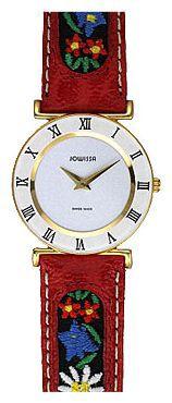Jowissa J2.036.M - женские наручные часы из коллекции RomaJowissa<br><br><br>Бренд: Jowissa<br>Модель: Jowissa J2.036.M<br>Артикул: J2.036.M<br>Вариант артикула: None<br>Коллекция: Roma<br>Подколлекция: None<br>Страна: Швейцария<br>Пол: женские<br>Тип механизма: кварцевые<br>Механизм: Ronda 762<br>Количество камней: None<br>Автоподзавод: None<br>Источник энергии: от батарейки<br>Срок службы элемента питания: None<br>Дисплей: стрелки<br>Цифры: римские<br>Водозащита: WR 30<br>Противоударные: None<br>Материал корпуса: нерж. сталь, покрытие: позолота<br>Материал браслета: кожа<br>Материал безеля: None<br>Стекло: минеральное<br>Антибликовое покрытие: None<br>Цвет корпуса: None<br>Цвет браслета: None<br>Цвет циферблата: None<br>Цвет безеля: None<br>Размеры: 31x31x6 мм<br>Диаметр: None<br>Диаметр корпуса: None<br>Толщина: None<br>Ширина ремешка: None<br>Вес: None<br>Спорт-функции: None<br>Подсветка: None<br>Вставка: None<br>Отображение даты: None<br>Хронограф: None<br>Таймер: None<br>Термометр: None<br>Хронометр: None<br>GPS: None<br>Радиосинхронизация: None<br>Барометр: None<br>Скелетон: None<br>Дополнительная информация: позолота 5 мкм<br>Дополнительные функции: None