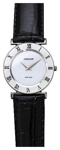 Jowissa J2.002.S - женские наручные часы из коллекции RomaJowissa<br><br><br>Бренд: Jowissa<br>Модель: Jowissa J2.002.S<br>Артикул: J2.002.S<br>Вариант артикула: None<br>Коллекция: Roma<br>Подколлекция: None<br>Страна: Швейцария<br>Пол: женские<br>Тип механизма: кварцевые<br>Механизм: Ronda 762<br>Количество камней: None<br>Автоподзавод: None<br>Источник энергии: от батарейки<br>Срок службы элемента питания: None<br>Дисплей: стрелки<br>Цифры: римские<br>Водозащита: WR 30<br>Противоударные: None<br>Материал корпуса: нерж. сталь<br>Материал браслета: кожа<br>Материал безеля: None<br>Стекло: минеральное<br>Антибликовое покрытие: None<br>Цвет корпуса: None<br>Цвет браслета: None<br>Цвет циферблата: None<br>Цвет безеля: None<br>Размеры: 25x25x5.5 мм<br>Диаметр: None<br>Диаметр корпуса: None<br>Толщина: None<br>Ширина ремешка: None<br>Вес: None<br>Спорт-функции: None<br>Подсветка: None<br>Вставка: None<br>Отображение даты: None<br>Хронограф: None<br>Таймер: None<br>Термометр: None<br>Хронометр: None<br>GPS: None<br>Радиосинхронизация: None<br>Барометр: None<br>Скелетон: None<br>Дополнительная информация: None<br>Дополнительные функции: None