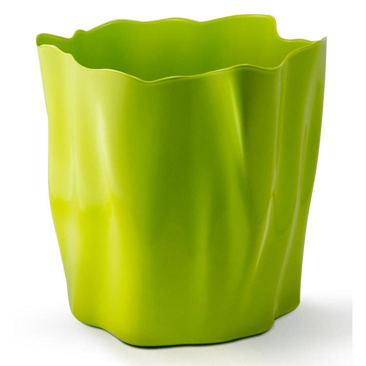 Органайзер Flow большой зеленый QL10141-GNОрганайзеры<br>Самое увлекательное, что назначение этой вещи вам нужно будет определить самим: такой органайзер может пригодиться на кухне, в ванной, в гостиной, на даче, на природе, в городе, в деревне. В него можно складывать фрукты, овощи, хлеб, кухонные приборы и аксессуары, всевозможные баночки и скляночки, можно использовать органайзер как мусорную корзину, вазу, хранилище для носков и так далее и тому подобное. Все зависит от вашей фантазии и от хозяйственных потребностей! Органайзер пригодится везде!<br>