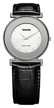 Jowissa J3.009.M - женские наручные часы из коллекции EleganceJowissa<br><br><br>Бренд: Jowissa<br>Модель: Jowissa J3.009.M<br>Артикул: J3.009.M<br>Вариант артикула: None<br>Коллекция: Elegance<br>Подколлекция: None<br>Страна: Швейцария<br>Пол: женские<br>Тип механизма: кварцевые<br>Механизм: Ronda 762<br>Количество камней: None<br>Автоподзавод: None<br>Источник энергии: от батарейки<br>Срок службы элемента питания: None<br>Дисплей: стрелки<br>Цифры: отсутствуют<br>Водозащита: WR 30<br>Противоударные: None<br>Материал корпуса: нерж. сталь<br>Материал браслета: кожа<br>Материал безеля: None<br>Стекло: минеральное<br>Антибликовое покрытие: None<br>Цвет корпуса: None<br>Цвет браслета: None<br>Цвет циферблата: None<br>Цвет безеля: None<br>Размеры: 31x31 мм<br>Диаметр: None<br>Диаметр корпуса: None<br>Толщина: None<br>Ширина ремешка: None<br>Вес: None<br>Спорт-функции: None<br>Подсветка: None<br>Вставка: None<br>Отображение даты: None<br>Хронограф: None<br>Таймер: None<br>Термометр: None<br>Хронометр: None<br>GPS: None<br>Радиосинхронизация: None<br>Барометр: None<br>Скелетон: None<br>Дополнительная информация: None<br>Дополнительные функции: None