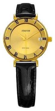 Jowissa J2.047.S - женские наручные часы из коллекции RomaJowissa<br><br><br>Бренд: Jowissa<br>Модель: Jowissa J2.047.S<br>Артикул: J2.047.S<br>Вариант артикула: None<br>Коллекция: Roma<br>Подколлекция: None<br>Страна: Швейцария<br>Пол: женские<br>Тип механизма: кварцевые<br>Механизм: ETA F06<br>Количество камней: None<br>Автоподзавод: None<br>Источник энергии: от батарейки<br>Срок службы элемента питания: None<br>Дисплей: стрелки<br>Цифры: римские<br>Водозащита: WR 30<br>Противоударные: None<br>Материал корпуса: нерж. сталь, покрытие: позолота<br>Материал браслета: кожа<br>Материал безеля: None<br>Стекло: минеральное<br>Антибликовое покрытие: None<br>Цвет корпуса: None<br>Цвет браслета: None<br>Цвет циферблата: None<br>Цвет безеля: None<br>Размеры: 28x28 мм<br>Диаметр: None<br>Диаметр корпуса: None<br>Толщина: None<br>Ширина ремешка: None<br>Вес: None<br>Спорт-функции: None<br>Подсветка: None<br>Вставка: None<br>Отображение даты: число<br>Хронограф: None<br>Таймер: None<br>Термометр: None<br>Хронометр: None<br>GPS: None<br>Радиосинхронизация: None<br>Барометр: None<br>Скелетон: None<br>Дополнительная информация: None<br>Дополнительные функции: None