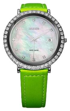 Jowissa J6.139.L - женские наручные часы из коллекции TrendJowissa<br><br><br>Бренд: Jowissa<br>Модель: Jowissa J6.139.L<br>Артикул: J6.139.L<br>Вариант артикула: None<br>Коллекция: Trend<br>Подколлекция: None<br>Страна: Швейцария<br>Пол: женские<br>Тип механизма: кварцевые<br>Механизм: ETA F60<br>Количество камней: None<br>Автоподзавод: None<br>Источник энергии: от батарейки<br>Срок службы элемента питания: None<br>Дисплей: стрелки<br>Цифры: отсутствуют<br>Водозащита: WR 30<br>Противоударные: None<br>Материал корпуса: нерж. сталь<br>Материал браслета: текстиль + кожа<br>Материал безеля: None<br>Стекло: сапфировое<br>Антибликовое покрытие: None<br>Цвет корпуса: None<br>Цвет браслета: None<br>Цвет циферблата: None<br>Цвет безеля: None<br>Размеры: 39 мм<br>Диаметр: None<br>Диаметр корпуса: None<br>Толщина: None<br>Ширина ремешка: None<br>Вес: None<br>Спорт-функции: None<br>Подсветка: стрелок<br>Вставка: None<br>Отображение даты: число<br>Хронограф: None<br>Таймер: None<br>Термометр: None<br>Хронометр: None<br>GPS: None<br>Радиосинхронизация: None<br>Барометр: None<br>Скелетон: None<br>Дополнительная информация: None<br>Дополнительные функции: None