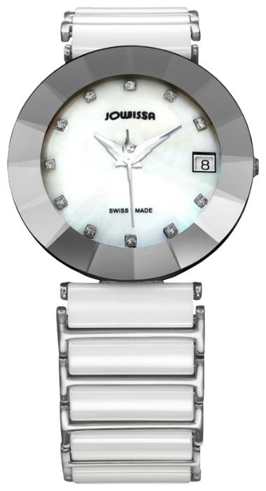 Jowissa J5.324.XL - женские наручные часы из коллекции PyramidJowissa<br><br><br>Бренд: Jowissa<br>Модель: Jowissa J5.324.XL<br>Артикул: J5.324.XL<br>Вариант артикула: None<br>Коллекция: Pyramid<br>Подколлекция: None<br>Страна: Швейцария<br>Пол: женские<br>Тип механизма: кварцевые<br>Механизм: ETA F06<br>Количество камней: None<br>Автоподзавод: None<br>Источник энергии: от батарейки<br>Срок службы элемента питания: None<br>Дисплей: стрелки<br>Цифры: отсутствуют<br>Водозащита: WR 30<br>Противоударные: None<br>Материал корпуса: нерж. сталь<br>Материал браслета: нерж. сталь + керамика<br>Материал безеля: None<br>Стекло: минеральное<br>Антибликовое покрытие: None<br>Цвет корпуса: None<br>Цвет браслета: None<br>Цвет циферблата: None<br>Цвет безеля: None<br>Размеры: 36 мм<br>Диаметр: None<br>Диаметр корпуса: None<br>Толщина: None<br>Ширина ремешка: None<br>Вес: None<br>Спорт-функции: None<br>Подсветка: None<br>Вставка: None<br>Отображение даты: число<br>Хронограф: None<br>Таймер: None<br>Термометр: None<br>Хронометр: None<br>GPS: None<br>Радиосинхронизация: None<br>Барометр: None<br>Скелетон: None<br>Дополнительная информация: None<br>Дополнительные функции: None