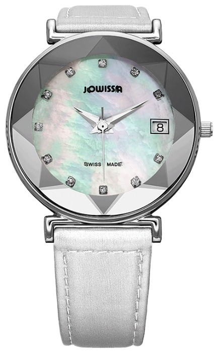 Jowissa J5.317.L - женские наручные часы из коллекции FacetJowissa<br><br><br>Бренд: Jowissa<br>Модель: Jowissa J5.317.L<br>Артикул: J5.317.L<br>Вариант артикула: None<br>Коллекция: Facet<br>Подколлекция: None<br>Страна: Швейцария<br>Пол: женские<br>Тип механизма: кварцевые<br>Механизм: ETA F06<br>Количество камней: None<br>Автоподзавод: None<br>Источник энергии: от батарейки<br>Срок службы элемента питания: None<br>Дисплей: стрелки<br>Цифры: отсутствуют<br>Водозащита: WR 30<br>Противоударные: None<br>Материал корпуса: нерж. сталь<br>Материал браслета: текстиль<br>Материал безеля: None<br>Стекло: минеральное<br>Антибликовое покрытие: None<br>Цвет корпуса: None<br>Цвет браслета: None<br>Цвет циферблата: None<br>Цвет безеля: None<br>Размеры: 36 мм<br>Диаметр: None<br>Диаметр корпуса: None<br>Толщина: None<br>Ширина ремешка: None<br>Вес: None<br>Спорт-функции: None<br>Подсветка: None<br>Вставка: None<br>Отображение даты: число<br>Хронограф: None<br>Таймер: None<br>Термометр: None<br>Хронометр: None<br>GPS: None<br>Радиосинхронизация: None<br>Барометр: None<br>Скелетон: None<br>Дополнительная информация: None<br>Дополнительные функции: None