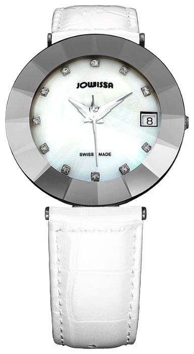Jowissa J5.323.XL - женские наручные часы из коллекции PyramidJowissa<br><br><br>Бренд: Jowissa<br>Модель: Jowissa J5.323.XL<br>Артикул: J5.323.XL<br>Вариант артикула: None<br>Коллекция: Pyramid<br>Подколлекция: None<br>Страна: Швейцария<br>Пол: женские<br>Тип механизма: кварцевые<br>Механизм: ETA F06<br>Количество камней: None<br>Автоподзавод: None<br>Источник энергии: от батарейки<br>Срок службы элемента питания: None<br>Дисплей: стрелки<br>Цифры: отсутствуют<br>Водозащита: WR 30<br>Противоударные: None<br>Материал корпуса: нерж. сталь<br>Материал браслета: кожа<br>Материал безеля: None<br>Стекло: минеральное<br>Антибликовое покрытие: None<br>Цвет корпуса: None<br>Цвет браслета: None<br>Цвет циферблата: None<br>Цвет безеля: None<br>Размеры: 36 мм<br>Диаметр: None<br>Диаметр корпуса: None<br>Толщина: None<br>Ширина ремешка: None<br>Вес: None<br>Спорт-функции: None<br>Подсветка: None<br>Вставка: None<br>Отображение даты: число<br>Хронограф: None<br>Таймер: None<br>Термометр: None<br>Хронометр: None<br>GPS: None<br>Радиосинхронизация: None<br>Барометр: None<br>Скелетон: None<br>Дополнительная информация: None<br>Дополнительные функции: None
