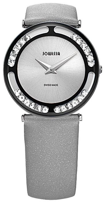 Jowissa J6.157.M - женские наручные часы из коллекции LuceJowissa<br><br><br>Бренд: Jowissa<br>Модель: Jowissa J6.157.M<br>Артикул: J6.157.M<br>Вариант артикула: None<br>Коллекция: Luce<br>Подколлекция: None<br>Страна: Швейцария<br>Пол: женские<br>Тип механизма: кварцевые<br>Механизм: Ronda 762<br>Количество камней: None<br>Автоподзавод: None<br>Источник энергии: от батарейки<br>Срок службы элемента питания: None<br>Дисплей: стрелки<br>Цифры: отсутствуют<br>Водозащита: WR 30<br>Противоударные: None<br>Материал корпуса: нерж. сталь + алюминий, IP покрытие (частичное)<br>Материал браслета: текстиль<br>Материал безеля: None<br>Стекло: минеральное<br>Антибликовое покрытие: None<br>Цвет корпуса: None<br>Цвет браслета: None<br>Цвет циферблата: None<br>Цвет безеля: None<br>Размеры: 34 мм<br>Диаметр: None<br>Диаметр корпуса: None<br>Толщина: None<br>Ширина ремешка: None<br>Вес: None<br>Спорт-функции: None<br>Подсветка: None<br>Вставка: None<br>Отображение даты: None<br>Хронограф: None<br>Таймер: None<br>Термометр: None<br>Хронометр: None<br>GPS: None<br>Радиосинхронизация: None<br>Барометр: None<br>Скелетон: None<br>Дополнительная информация: None<br>Дополнительные функции: None