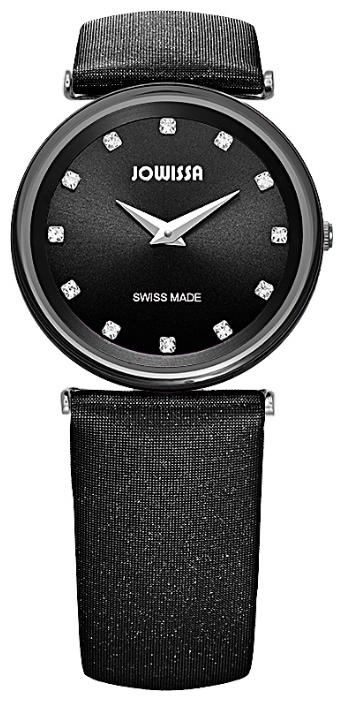 Jowissa J6.165.M - женские наручные часы из коллекции CaraJowissa<br><br><br>Бренд: Jowissa<br>Модель: Jowissa J6.165.M<br>Артикул: J6.165.M<br>Вариант артикула: None<br>Коллекция: Cara<br>Подколлекция: None<br>Страна: Швейцария<br>Пол: женские<br>Тип механизма: кварцевые<br>Механизм: Ronda 762<br>Количество камней: None<br>Автоподзавод: None<br>Источник энергии: от батарейки<br>Срок службы элемента питания: None<br>Дисплей: стрелки<br>Цифры: отсутствуют<br>Водозащита: WR 30<br>Противоударные: None<br>Материал корпуса: нерж. сталь + алюминий<br>Материал браслета: текстиль<br>Материал безеля: None<br>Стекло: минеральное<br>Антибликовое покрытие: None<br>Цвет корпуса: None<br>Цвет браслета: None<br>Цвет циферблата: None<br>Цвет безеля: None<br>Размеры: 34 мм<br>Диаметр: None<br>Диаметр корпуса: None<br>Толщина: None<br>Ширина ремешка: None<br>Вес: None<br>Спорт-функции: None<br>Подсветка: None<br>Вставка: None<br>Отображение даты: None<br>Хронограф: None<br>Таймер: None<br>Термометр: None<br>Хронометр: None<br>GPS: None<br>Радиосинхронизация: None<br>Барометр: None<br>Скелетон: None<br>Дополнительная информация: None<br>Дополнительные функции: None