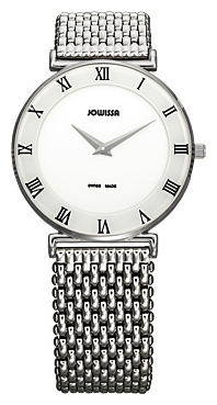 Jowissa J2.003.L - женские наручные часы из коллекции RomaJowissa<br><br><br>Бренд: Jowissa<br>Модель: Jowissa J2.003.L<br>Артикул: J2.003.L<br>Вариант артикула: None<br>Коллекция: Roma<br>Подколлекция: None<br>Страна: Швейцария<br>Пол: женские<br>Тип механизма: кварцевые<br>Механизм: Ronda 762<br>Количество камней: None<br>Автоподзавод: None<br>Источник энергии: от батарейки<br>Срок службы элемента питания: None<br>Дисплей: стрелки<br>Цифры: римские<br>Водозащита: WR 30<br>Противоударные: None<br>Материал корпуса: нерж. сталь<br>Материал браслета: нерж. сталь<br>Материал безеля: None<br>Стекло: минеральное<br>Антибликовое покрытие: None<br>Цвет корпуса: None<br>Цвет браслета: None<br>Цвет циферблата: None<br>Цвет безеля: None<br>Размеры: 35x35 мм<br>Диаметр: None<br>Диаметр корпуса: None<br>Толщина: None<br>Ширина ремешка: None<br>Вес: None<br>Спорт-функции: None<br>Подсветка: None<br>Вставка: None<br>Отображение даты: None<br>Хронограф: None<br>Таймер: None<br>Термометр: None<br>Хронометр: None<br>GPS: None<br>Радиосинхронизация: None<br>Барометр: None<br>Скелетон: None<br>Дополнительная информация: None<br>Дополнительные функции: None