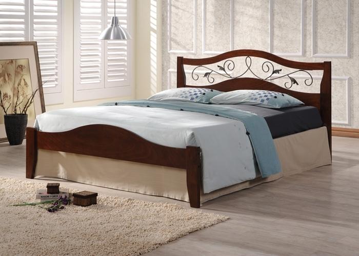 Купить кровать двуспальную фото