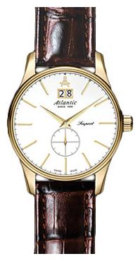 Atlantic 56350.45.21 - мужские наручные часы из коллекции SeaportAtlantic<br><br><br>Бренд: Atlantic<br>Модель: Atlantic 56350.45.21<br>Артикул: 56350.45.21<br>Вариант артикула: None<br>Коллекция: Seaport<br>Подколлекция: None<br>Страна: Швейцария<br>Пол: мужские<br>Тип механизма: кварцевые<br>Механизм: None<br>Количество камней: None<br>Автоподзавод: None<br>Источник энергии: от батарейки<br>Срок службы элемента питания: None<br>Дисплей: стрелки<br>Цифры: отсутствуют<br>Водозащита: WR 50<br>Противоударные: None<br>Материал корпуса: нерж. сталь, покрытие: позолота<br>Материал браслета: кожа<br>Материал безеля: None<br>Стекло: сапфировое<br>Антибликовое покрытие: None<br>Цвет корпуса: None<br>Цвет браслета: None<br>Цвет циферблата: None<br>Цвет безеля: None<br>Размеры: 39x39 мм<br>Диаметр: None<br>Диаметр корпуса: None<br>Толщина: None<br>Ширина ремешка: None<br>Вес: None<br>Спорт-функции: None<br>Подсветка: None<br>Вставка: None<br>Отображение даты: число<br>Хронограф: None<br>Таймер: None<br>Термометр: None<br>Хронометр: None<br>GPS: None<br>Радиосинхронизация: None<br>Барометр: None<br>Скелетон: None<br>Дополнительная информация: позолота 5 мкм<br>Дополнительные функции: None