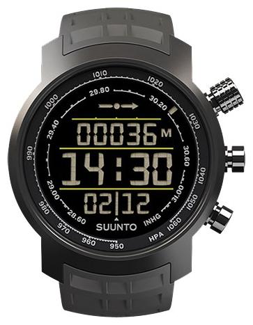 Suunto SS020336000 - мужские наручные часы из коллекции ElementumSuunto<br><br><br>Бренд: Suunto<br>Модель: Suunto Elementum Terra Stealth<br>Артикул: SS020336000<br>Вариант артикула: None<br>Коллекция: Elementum<br>Подколлекция: None<br>Страна: Финляндия<br>Пол: мужские<br>Тип механизма: кварцевые<br>Механизм: None<br>Количество камней: None<br>Автоподзавод: None<br>Источник энергии: от батарейки<br>Срок службы элемента питания: None<br>Дисплей: цифры<br>Цифры: None<br>Водозащита: WR 100<br>Противоударные: None<br>Материал корпуса: нерж. сталь, PVD покрытие (полное)<br>Материал браслета: None<br>Материал безеля: None<br>Стекло: сапфировое<br>Антибликовое покрытие: есть<br>Цвет корпуса: None<br>Цвет браслета: None<br>Цвет циферблата: None<br>Цвет безеля: None<br>Размеры: None<br>Диаметр: None<br>Диаметр корпуса: None<br>Толщина: None<br>Ширина ремешка: None<br>Вес: None<br>Спорт-функции: секундомер, таймер обратного отсчета, высотомер, барометр, термометр, компас<br>Подсветка: дисплея<br>Вставка: None<br>Отображение даты: число, день недели<br>Хронограф: None<br>Таймер: None<br>Термометр: None<br>Хронометр: None<br>GPS: None<br>Радиосинхронизация: None<br>Барометр: None<br>Скелетон: None<br>Дополнительная информация: None<br>Дополнительные функции: будильник
