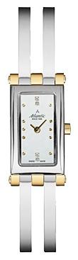 Atlantic 29029.43.25 - женские наручные часы из коллекции EleganceAtlantic<br><br><br>Бренд: Atlantic<br>Модель: Atlantic 29029.43.25<br>Артикул: 29029.43.25<br>Вариант артикула: None<br>Коллекция: Elegance<br>Подколлекция: None<br>Страна: Швейцария<br>Пол: женские<br>Тип механизма: кварцевые<br>Механизм: Ronda R1032<br>Количество камней: None<br>Автоподзавод: None<br>Источник энергии: от батарейки<br>Срок службы элемента питания: None<br>Дисплей: стрелки<br>Цифры: отсутствуют<br>Водозащита: WR 30<br>Противоударные: None<br>Материал корпуса: нерж. сталь, покрытие: позолота (частичное)<br>Материал браслета: нерж. сталь<br>Материал безеля: None<br>Стекло: минеральное<br>Антибликовое покрытие: None<br>Цвет корпуса: None<br>Цвет браслета: None<br>Цвет циферблата: None<br>Цвет безеля: None<br>Размеры: 16x26x7 мм<br>Диаметр: None<br>Диаметр корпуса: None<br>Толщина: None<br>Ширина ремешка: None<br>Вес: None<br>Спорт-функции: None<br>Подсветка: None<br>Вставка: None<br>Отображение даты: None<br>Хронограф: None<br>Таймер: None<br>Термометр: None<br>Хронометр: None<br>GPS: None<br>Радиосинхронизация: None<br>Барометр: None<br>Скелетон: None<br>Дополнительная информация: None<br>Дополнительные функции: None