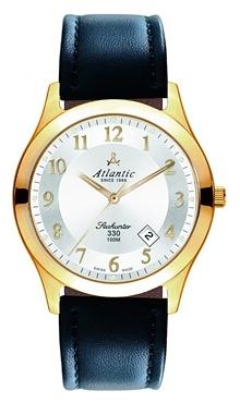 Atlantic 71360.45.23 - мужские наручные часы из коллекции SeahunterAtlantic<br><br><br>Бренд: Atlantic<br>Модель: Atlantic 71360.45.23<br>Артикул: 71360.45.23<br>Вариант артикула: None<br>Коллекция: Seahunter<br>Подколлекция: None<br>Страна: Швейцария<br>Пол: мужские<br>Тип механизма: кварцевые<br>Механизм: ETA F06.111<br>Количество камней: None<br>Автоподзавод: None<br>Источник энергии: от батарейки<br>Срок службы элемента питания: None<br>Дисплей: стрелки<br>Цифры: арабские<br>Водозащита: WR 100<br>Противоударные: None<br>Материал корпуса: нерж. сталь, покрытие: позолота<br>Материал браслета: кожа<br>Материал безеля: None<br>Стекло: сапфировое<br>Антибликовое покрытие: None<br>Цвет корпуса: None<br>Цвет браслета: None<br>Цвет циферблата: None<br>Цвет безеля: None<br>Размеры: None<br>Диаметр: None<br>Диаметр корпуса: None<br>Толщина: None<br>Ширина ремешка: None<br>Вес: None<br>Спорт-функции: None<br>Подсветка: None<br>Вставка: None<br>Отображение даты: число<br>Хронограф: None<br>Таймер: None<br>Термометр: None<br>Хронометр: None<br>GPS: None<br>Радиосинхронизация: None<br>Барометр: None<br>Скелетон: None<br>Дополнительная информация: None<br>Дополнительные функции: None