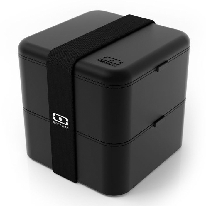 Ланч-бокс MB Square черный 1200 03 002*Ланч-боксы MB Square<br>Ланч-бокс MB Square черный 1200 03 002<br><br>Описание:<br>В современном мире здоровое питание - залог успеха. Ланч-боксы от Monbento сохраняют полезные свойства продуктов, герметичны и изготовлены из безопасного пищевого пластика. <br>MB Square - это два контейнера с внутренними разделителями, позволяющие взять с собой сразу несколько блюд. Надежность, компактность и стиль в одном комплекте!<br>Высококачественный soft touch пластик приятен на ощупь.Объем 1,7 литра. Боксы monbento можно греть в микроволновой печии мыть в посудомоечной машине.Под крышку легко помещаются специальные столовые приборы от Monbento (продаются отдельно).<br><br><br><br><br><br><br><br><br><br><br>Удобный<br><br>Герметичный<br><br>Безопасный<br><br><br>В ланч-боксе MB Square удобно брать с собой обед в офис, еду на пикник и использовать им каждый день без происшествий.<br><br>Часто случаются ситуации, когда обычные контейнеры нас подводят, еда выливается и пачкает сумку и одежду. Благодаря своей крышки, ланч-бокс MB Original полностью герметичен и дает Вам возможность спокойно наслаждаться едой.<br><br>Ланч-бокс не содержит вредное вещество Бесфинол-А. В нем будут хранится любые блюда и закуски без какого-либо риска для здоровья. Ланч-боксMB Original прошел испытания в лабораториях TV и SGS, а также прошел сертификацию LFGB и FDA с триумфом, что гарантирует высокое качество материалов.<br><br><br><br><br>Что такоеPBT?<br>PBT (Polybutylene terephthalate с англ. полибутилентерефталат):<br><br> в 2.5 раза дороже, чем полипропилен (PP)<br> в 6 раз устойчивее к высоким температурам икоррозии - гораздо легче подлежит вторичнойпереработке, чем большинство пластика на рынке.<br><br><br>Обратите внимание на официальные результаты теста:<br><br> температура деформации: PP 137°C/PBT 163°C.<br>предел прочности: PP 42.2 МПа/PBT 60 МПа.<br>модуль упругости: PP 2060 МПа/PBT 2300 МПа.<br>ударная вязкость с надрезом (по Изоду): PP 39.2ДЖ/м2/PBT 
