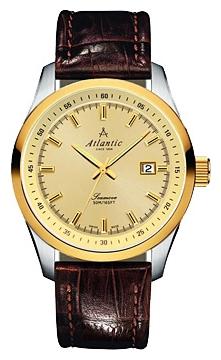 Atlantic 65351.43.31 - мужские наручные часы из коллекции SeamoveAtlantic<br><br><br>Бренд: Atlantic<br>Модель: Atlantic 65351.43.31<br>Артикул: 65351.43.31<br>Вариант артикула: None<br>Коллекция: Seamove<br>Подколлекция: None<br>Страна: Швейцария<br>Пол: мужские<br>Тип механизма: кварцевые<br>Механизм: Ronda 715<br>Количество камней: None<br>Автоподзавод: None<br>Источник энергии: от батарейки<br>Срок службы элемента питания: None<br>Дисплей: стрелки<br>Цифры: отсутствуют<br>Водозащита: WR 50<br>Противоударные: None<br>Материал корпуса: нерж. сталь, PVD покрытие: позолота (частичное)<br>Материал браслета: кожа<br>Материал безеля: None<br>Стекло: сапфировое<br>Антибликовое покрытие: None<br>Цвет корпуса: None<br>Цвет браслета: None<br>Цвет циферблата: None<br>Цвет безеля: None<br>Размеры: 42x11 мм<br>Диаметр: None<br>Диаметр корпуса: None<br>Толщина: None<br>Ширина ремешка: None<br>Вес: None<br>Спорт-функции: None<br>Подсветка: стрелок<br>Вставка: None<br>Отображение даты: число<br>Хронограф: None<br>Таймер: None<br>Термометр: None<br>Хронометр: None<br>GPS: None<br>Радиосинхронизация: None<br>Барометр: None<br>Скелетон: None<br>Дополнительная информация: None<br>Дополнительные функции: None
