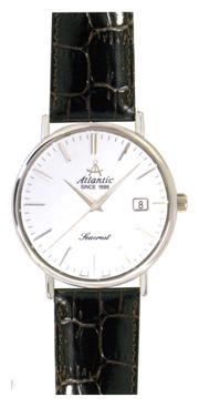 Atlantic 50341.41.11 - мужские наручные часы из коллекции SeacrestAtlantic<br><br><br>Бренд: Atlantic<br>Модель: Atlantic 50341.41.11<br>Артикул: 50341.41.11<br>Вариант артикула: None<br>Коллекция: Seacrest<br>Подколлекция: None<br>Страна: Швейцария<br>Пол: мужские<br>Тип механизма: кварцевые<br>Механизм: ETA F06.111<br>Количество камней: None<br>Автоподзавод: None<br>Источник энергии: от батарейки<br>Срок службы элемента питания: None<br>Дисплей: стрелки<br>Цифры: отсутствуют<br>Водозащита: WR 30<br>Противоударные: None<br>Материал корпуса: нерж. сталь<br>Материал браслета: кожа<br>Материал безеля: None<br>Стекло: сапфировое<br>Антибликовое покрытие: None<br>Цвет корпуса: None<br>Цвет браслета: None<br>Цвет циферблата: None<br>Цвет безеля: None<br>Размеры: 38x38 мм<br>Диаметр: None<br>Диаметр корпуса: None<br>Толщина: None<br>Ширина ремешка: None<br>Вес: None<br>Спорт-функции: None<br>Подсветка: None<br>Вставка: None<br>Отображение даты: число<br>Хронограф: None<br>Таймер: None<br>Термометр: None<br>Хронометр: None<br>GPS: None<br>Радиосинхронизация: None<br>Барометр: None<br>Скелетон: None<br>Дополнительная информация: None<br>Дополнительные функции: None