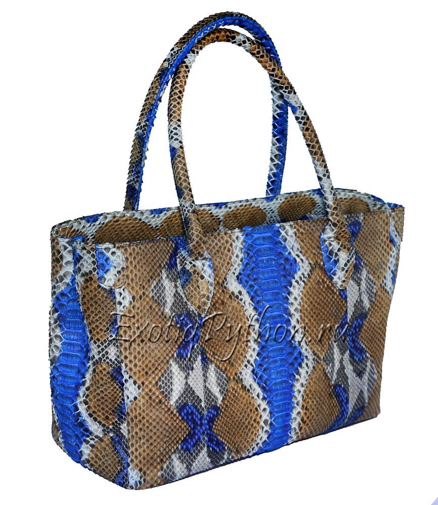 Купить сумку из питона - sormandru