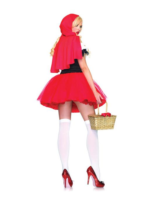Красная шапочка в новый год
