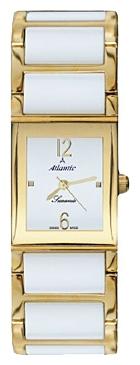 Atlantic 92045.55.15 - женские наручные часы из коллекции SearamicAtlantic<br><br><br>Бренд: Atlantic<br>Модель: Atlantic 92045.55.15<br>Артикул: 92045.55.15<br>Вариант артикула: None<br>Коллекция: Searamic<br>Подколлекция: None<br>Страна: Швейцария<br>Пол: женские<br>Тип механизма: кварцевые<br>Механизм: Ronda 763<br>Количество камней: None<br>Автоподзавод: None<br>Источник энергии: от батарейки<br>Срок службы элемента питания: None<br>Дисплей: стрелки<br>Цифры: арабские<br>Водозащита: WR 30<br>Противоударные: None<br>Материал корпуса: нерж. сталь, покрытие: позолота (полное)<br>Материал браслета: нерж. сталь + керамика, покрытие: позолота (частичное)<br>Материал безеля: None<br>Стекло: минеральное<br>Антибликовое покрытие: None<br>Цвет корпуса: None<br>Цвет браслета: None<br>Цвет циферблата: None<br>Цвет безеля: None<br>Размеры: 20x24 мм<br>Диаметр: None<br>Диаметр корпуса: None<br>Толщина: None<br>Ширина ремешка: None<br>Вес: None<br>Спорт-функции: None<br>Подсветка: None<br>Вставка: None<br>Отображение даты: None<br>Хронограф: None<br>Таймер: None<br>Термометр: None<br>Хронометр: None<br>GPS: None<br>Радиосинхронизация: None<br>Барометр: None<br>Скелетон: None<br>Дополнительная информация: None<br>Дополнительные функции: None
