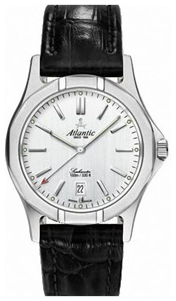 Atlantic 70361.41.21 - мужские наручные часы из коллекции Seahunter 100Atlantic<br><br><br>Бренд: Atlantic<br>Модель: Atlantic 70361.41.21<br>Артикул: 70361.41.21<br>Вариант артикула: None<br>Коллекция: Seahunter 100<br>Подколлекция: None<br>Страна: Швейцария<br>Пол: мужские<br>Тип механизма: кварцевые<br>Механизм: 955.112<br>Количество камней: None<br>Автоподзавод: None<br>Источник энергии: от батарейки<br>Срок службы элемента питания: None<br>Дисплей: стрелки<br>Цифры: арабские<br>Водозащита: WR 100<br>Противоударные: None<br>Материал корпуса: титан<br>Материал браслета: кожа<br>Материал безеля: None<br>Стекло: сапфировое<br>Антибликовое покрытие: None<br>Цвет корпуса: None<br>Цвет браслета: None<br>Цвет циферблата: None<br>Цвет безеля: None<br>Размеры: 40x40 мм<br>Диаметр: None<br>Диаметр корпуса: None<br>Толщина: None<br>Ширина ремешка: None<br>Вес: None<br>Спорт-функции: None<br>Подсветка: стрелок<br>Вставка: None<br>Отображение даты: число<br>Хронограф: None<br>Таймер: None<br>Термометр: None<br>Хронометр: None<br>GPS: None<br>Радиосинхронизация: None<br>Барометр: None<br>Скелетон: None<br>Дополнительная информация: None<br>Дополнительные функции: None