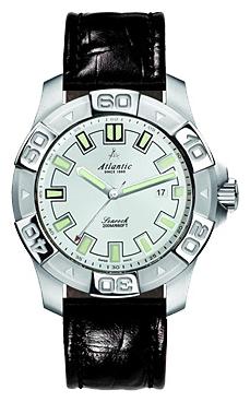 Atlantic 87370.41.21 - мужские наручные часы из коллекции SearockAtlantic<br><br><br>Бренд: Atlantic<br>Модель: Atlantic 87370.41.21<br>Артикул: 87370.41.21<br>Вариант артикула: None<br>Коллекция: Searock<br>Подколлекция: None<br>Страна: Швейцария<br>Пол: мужские<br>Тип механизма: кварцевые<br>Механизм: ETA 955.112<br>Количество камней: None<br>Автоподзавод: None<br>Источник энергии: от батарейки<br>Срок службы элемента питания: None<br>Дисплей: стрелки<br>Цифры: отсутствуют<br>Водозащита: WR 200<br>Противоударные: None<br>Материал корпуса: нерж. сталь<br>Материал браслета: кожа<br>Материал безеля: None<br>Стекло: сапфировое<br>Антибликовое покрытие: None<br>Цвет корпуса: None<br>Цвет браслета: None<br>Цвет циферблата: None<br>Цвет безеля: None<br>Размеры: 44 мм<br>Диаметр: None<br>Диаметр корпуса: None<br>Толщина: None<br>Ширина ремешка: None<br>Вес: None<br>Спорт-функции: None<br>Подсветка: стрелок<br>Вставка: None<br>Отображение даты: число<br>Хронограф: None<br>Таймер: None<br>Термометр: None<br>Хронометр: None<br>GPS: None<br>Радиосинхронизация: None<br>Барометр: None<br>Скелетон: None<br>Дополнительная информация: None<br>Дополнительные функции: None