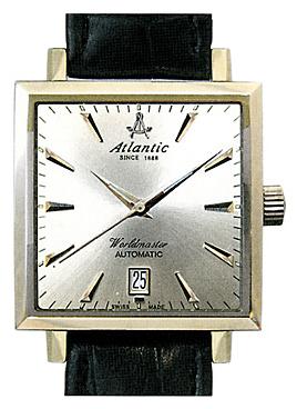 Atlantic 54750.41.21 - мужские наручные часы из коллекции WorldmasterAtlantic<br><br><br>Бренд: Atlantic<br>Модель: Atlantic 54750.41.21<br>Артикул: 54750.41.21<br>Вариант артикула: None<br>Коллекция: Worldmaster<br>Подколлекция: None<br>Страна: Швейцария<br>Пол: мужские<br>Тип механизма: механические<br>Механизм: ETA 2824-2<br>Количество камней: None<br>Автоподзавод: есть<br>Источник энергии: None<br>Срок службы элемента питания: None<br>Дисплей: стрелки<br>Цифры: отсутствуют<br>Водозащита: WR 50<br>Противоударные: None<br>Материал корпуса: нерж. сталь<br>Материал браслета: кожа<br>Материал безеля: None<br>Стекло: сапфировое<br>Антибликовое покрытие: None<br>Цвет корпуса: None<br>Цвет браслета: None<br>Цвет циферблата: None<br>Цвет безеля: None<br>Размеры: 36x36 мм<br>Диаметр: None<br>Диаметр корпуса: None<br>Толщина: None<br>Ширина ремешка: None<br>Вес: None<br>Спорт-функции: None<br>Подсветка: стрелок<br>Вставка: None<br>Отображение даты: число<br>Хронограф: None<br>Таймер: None<br>Термометр: None<br>Хронометр: None<br>GPS: None<br>Радиосинхронизация: None<br>Барометр: None<br>Скелетон: None<br>Дополнительная информация: None<br>Дополнительные функции: None