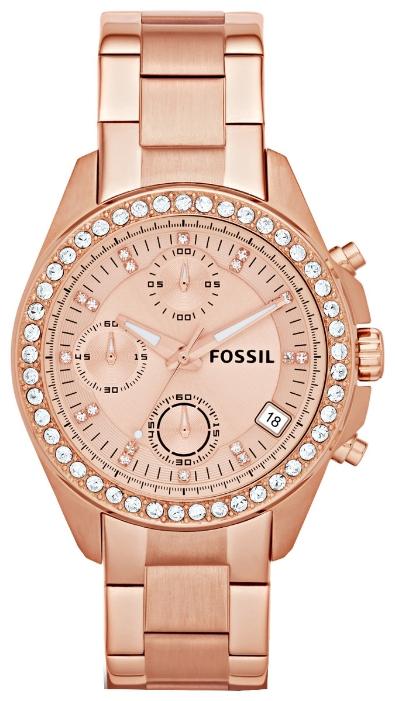 Fossil ES3352 - женские наручные часы из коллекции CasualFossil<br><br><br>Бренд: Fossil<br>Модель: Fossil ES3352<br>Артикул: ES3352<br>Вариант артикула: None<br>Коллекция: Casual<br>Подколлекция: None<br>Страна: США<br>Пол: женские<br>Тип механизма: кварцевые<br>Механизм: None<br>Количество камней: None<br>Автоподзавод: None<br>Источник энергии: от батарейки<br>Срок службы элемента питания: None<br>Дисплей: стрелки<br>Цифры: отсутствуют<br>Водозащита: WR 100<br>Противоударные: None<br>Материал корпуса: не указан<br>Материал браслета: не указан<br>Материал безеля: None<br>Стекло: минеральное<br>Антибликовое покрытие: None<br>Цвет корпуса: None<br>Цвет браслета: None<br>Цвет циферблата: None<br>Цвет безеля: None<br>Размеры: 38x12 мм<br>Диаметр: None<br>Диаметр корпуса: None<br>Толщина: None<br>Ширина ремешка: None<br>Вес: None<br>Спорт-функции: секундомер<br>Подсветка: стрелок<br>Вставка: None<br>Отображение даты: число<br>Хронограф: есть<br>Таймер: None<br>Термометр: None<br>Хронометр: None<br>GPS: None<br>Радиосинхронизация: None<br>Барометр: None<br>Скелетон: None<br>Дополнительная информация: None<br>Дополнительные функции: None