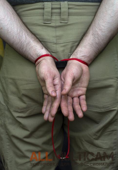 Обзор одноразовых тканевых наручников ESP
