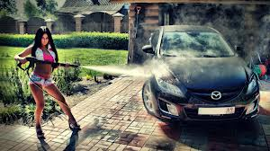 Как правильно смывать шампунь с автомобиля