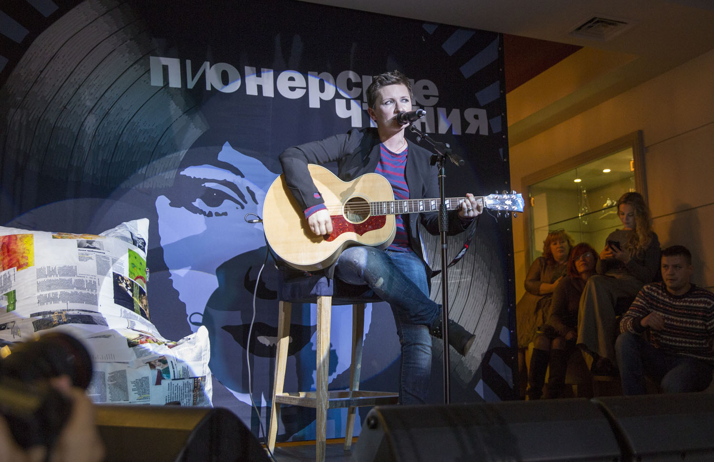 Новые песни в исполнении Дианы Арбениной