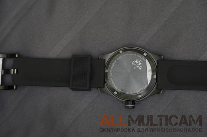 Обзор часов Commander H3 Tactical