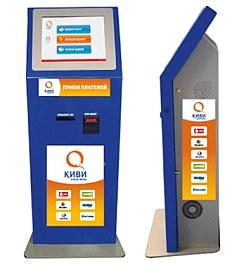 Оплата через терминалы QIWI Киви Личный кабинет
