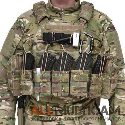 Обзор тактической модульной индивидуальной системы бронезащиты по БР5 классу защиты