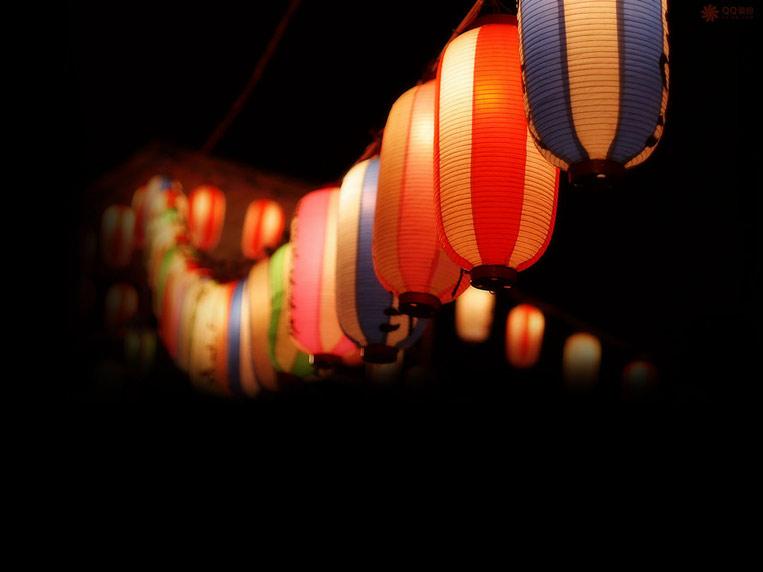 праздник фонарей