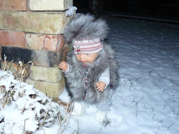 ...я похож на снежного человека