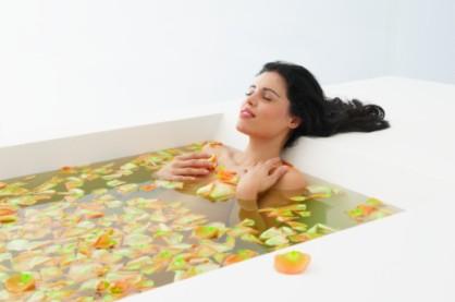 Ванные процедуры для похудения