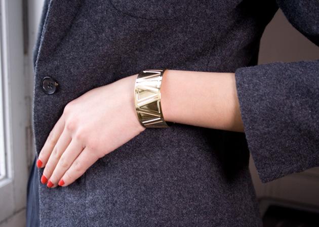 купите широкий браслет  от Chic Alors-Paris