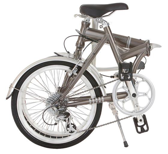 Узнайте больше о складных велосипедах Giant
