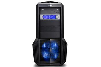 Передняя вентиляционная решетка для высокой эффективности охлаждения
