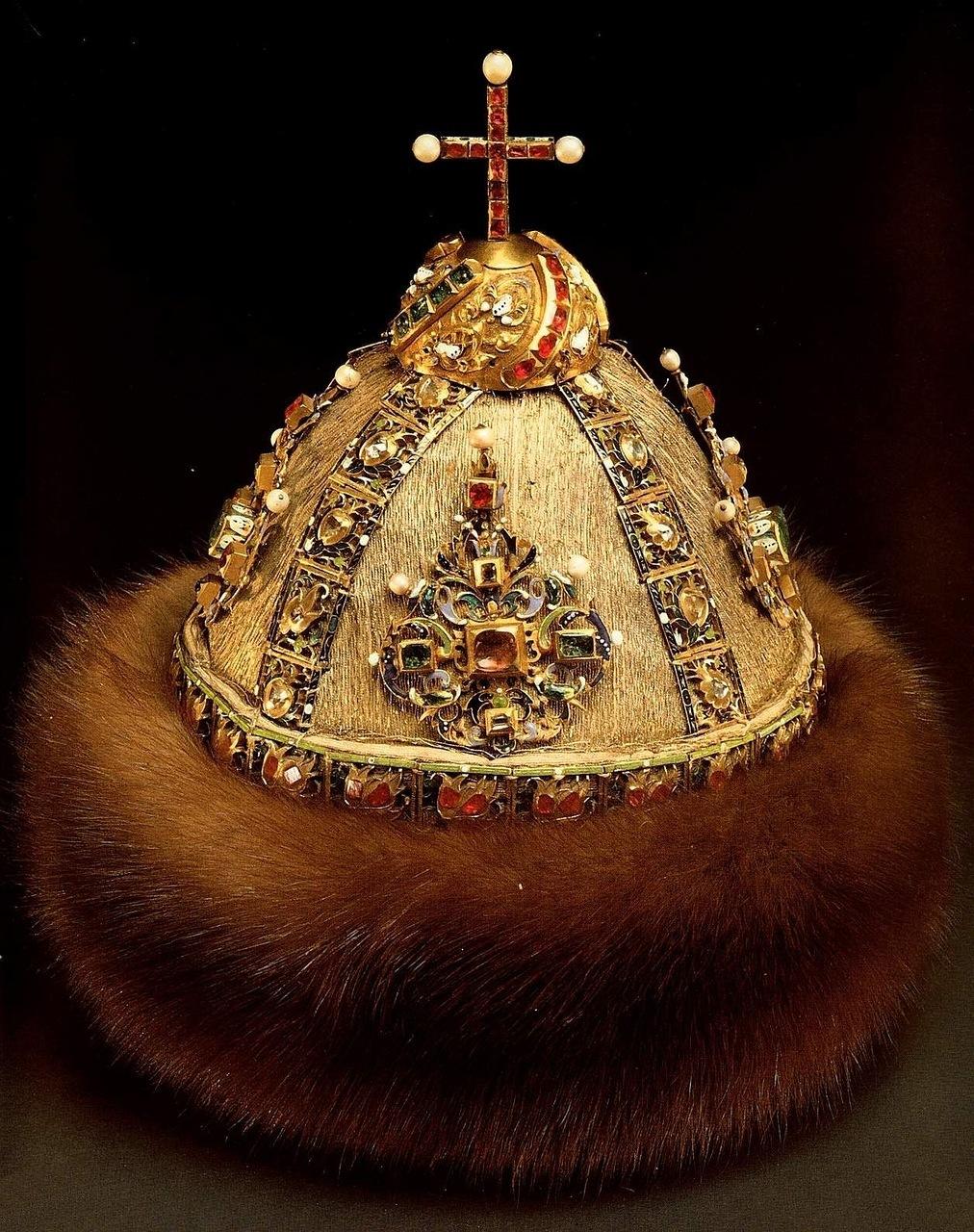 Шапка Алтабасная ( Сибирская ) 1684г