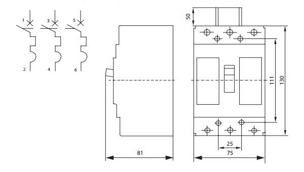 Автоматический выключатель АЕ 2046 в Брянске