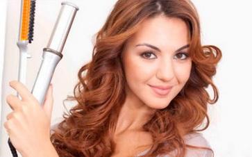 Прибор для укладки, завивки и выпрямления волос Инстайлер