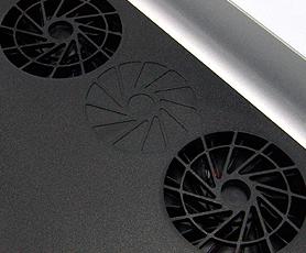 Два центробежных вентилятора