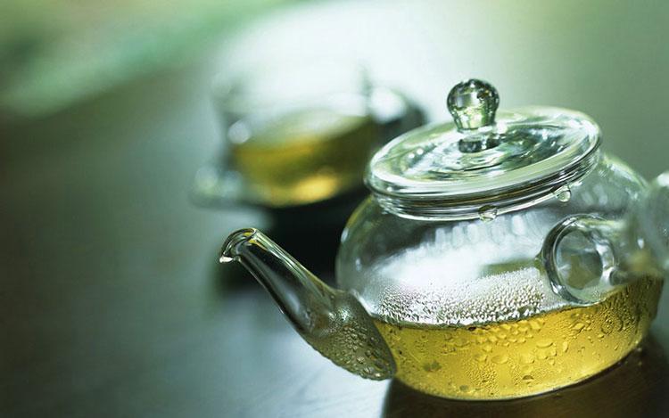 заварка зеленого чая