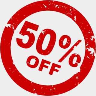 Финальная распродажа - 50%!