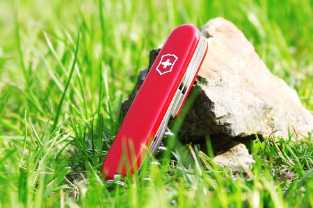 купить нож Victorinox Swiss Army Tourist 0.3603