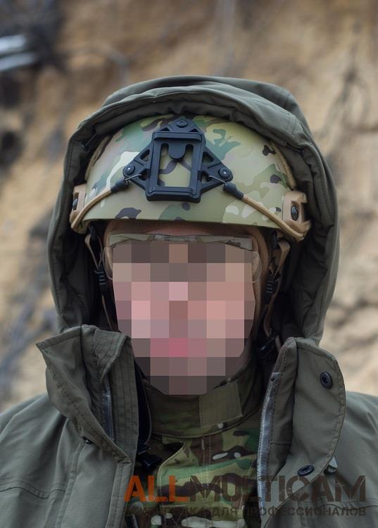 "Обзор баллистического шлема ""Спартанец"" Bear Force"