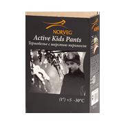 Терморубашка из шерсти мериноса Norveg Active Kids детская